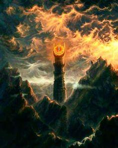 The Eye Is Always Watching  . Who was Sauron?  . . . . . . . . . . . . .  #sauron #morgoth #melkor #baradur #mordor #onedoesnotsimplywalkintomordor  #mountdoom #baraddur #baraddûr #evilinside #thedeceiver #sauronthedeceiver #lordoftherings #fellowshipofthering #thetwotowers #returnoftheking #celebrimbor #shadowofwar #shadowodmordor #middleearth #arda #theonering #valar #annatar #lordofgifts #ringmaker