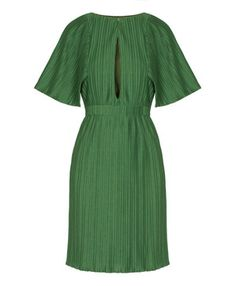 Love it, want it. Sexy GREEN dress called Fervore from Max & Co. S/S 2013.