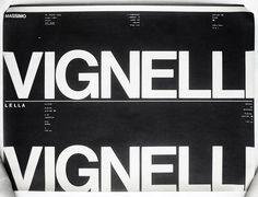 designculture blog lella massimo vignelli our work