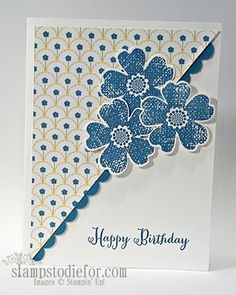 One Sheet Wonder Flower Shop by patstamps2001 - Cards and Paper Crafts at Splitcoaststampers