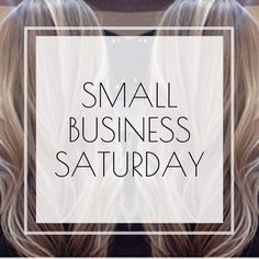 We couldn't do what we do without YOU. Thank you for supporting the small businesses that support our wonderful community. Join us tomorrow for #smallbusinesssaturday and take an additional 20% off all retail products! #tistheseason #enjoy #hrva #sbs #my7cities #757hair #757localbiz #757smallbiz #hrvahairartistry #tidewater