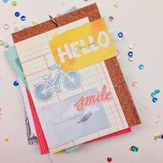 Happiness is Scrappy: Mini Album⎪You're My No. 1 *Write Click Scrapbook x CTK*