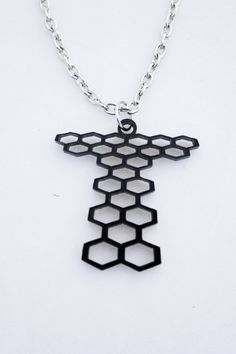 Torchwood necklace by TheGeekStudio on Etsy, $10.00