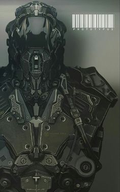 CG Daily News: Robots concept by Vang Cki Armor Concept, Concept Art, Character Concept, Character Design, New Retro Wave, Arte Robot, Mekka, 3d Modelle, Sci Fi Armor