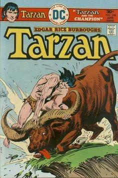Tarzan #248 - Tarzan And The Champion (Issue)