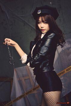 Korean Models — koreangirlshd: Model Han Ji Yeon cosplay...