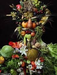 Image result for archibaldo faces artist