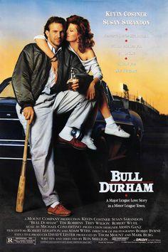 """Bull Durham"" starred Kevin Costner and Susan Sarandon."