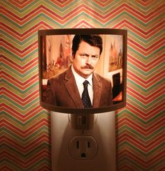 Ron Swanson Parks and Rec Night Light.http://www.nbcuniversalstore.com/parks-and-recreation/index.php?v=nbc_parks-and-recreation