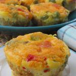 Omelet Breakfast Bites - Raining Hot Coupons