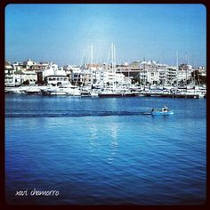 Loved our times in Cambrils, Spain. Made some wonderful friends. Cambrils port   © xavi chamorro
