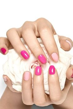 DIY valentine's day nail ideas