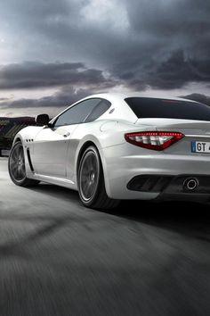 This WILL be my next car......Maserati GranTurismo S