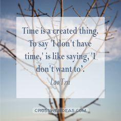 #quote #LaoTsu #time
