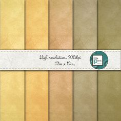 Digital Paper - Leather Scrapbook Paper, Leather Look Digital Paper, Tan Leather, Brown Leather, Lea Birthday Party Invitations, Baby Shower Invitations, Neutral Color Scheme, Digital Scrapbook Paper, Paper Goods, Tan Leather, Gift Tags, My Etsy Shop, Greeting Cards