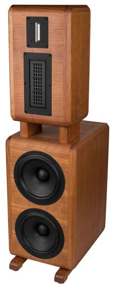 Designer: Ron Erickson Project Category: Tower Speakers Project Level…