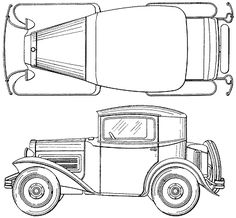 1930 Ford Model A Body Model A Coupe Body Wiring Diagram