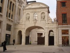 Pictures of London in City of London, Greater London London Pictures, London Photos, Old London, London City, Portland Stone, Walks In London, Temple Bar, History Of England, Gate House