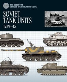 The Essential Tank Identification Guide: Soviet Tanks 1939–45 by David Porter, Amber Books, is the definitive study of the equipment and organisation of the armoured divisions of the Red Army during World War II. Organised by front, the book describes in depth the various models of tank in Soviet service during the war with each individual armoured division, with listing of the unit commanders and any famous tank aces.
