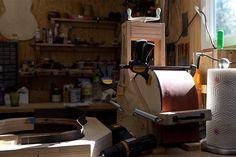 Custom Brazilian Rosewood Guitar Construction, Lichty Guitars