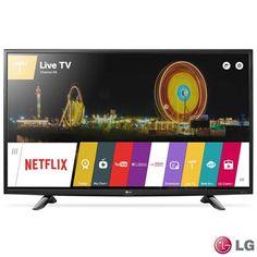 Smart TV 4K LG LED 43 com webOS 3.0, Smart Sound e Wi-Fi - 43UH6100 - LG43UH6100PTO #PreçoBaixoAgora #MagazineJC79 http://compre.vc/v2/998214b3