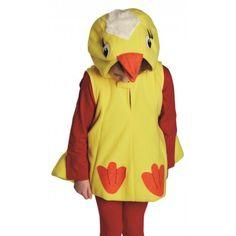 Déguisement canard fille Little Duck