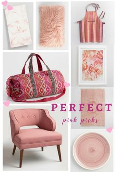 Go Pink for Breast Cancer Awareness Month @primandpropah for @worldmarket #worldmarket #ad #worldmarkettribe
