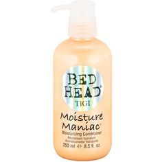 Moisture maniac reforms your hair's behavior. Stay calm, cool and conditioned. Available at Walmart.com.