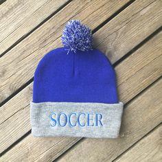 soccer winter hats