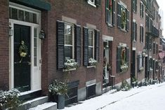 Nine Photos That Prove Beacon Hill Is a Real-Life Snow Globe