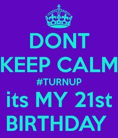 Turn up!!!