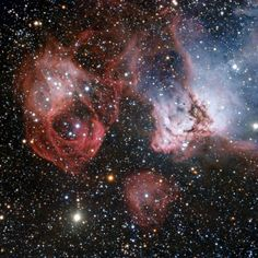 Forging Stars – Peering Into Starbirth and Death