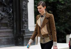 fall paris street fashion - #street fashion