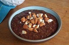 Fresh Recipes | Chocolate Quinoa Oatmeal