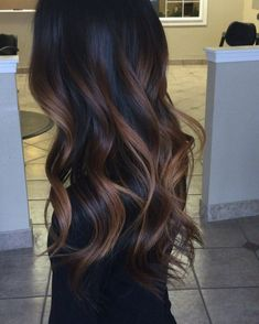 I love seeing my in videos Less is more and I love the beautiful bold blended pops of color Im getting I love creating time saving techniques that produce real quality re. Brown Hair Balayage, Ombre Hair, Dark Balayage, Underlights Hair, Brown Hair Shades, Dark Hair With Highlights, Hair Color And Cut, Hair Painting, Brunette Hair