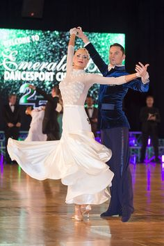 Dance Your Heart Out. ❤ Only 119 days away. See you there. www.EmeraldBall.com