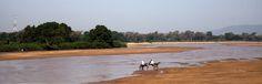 https://flic.kr/p/g5chAf | Zalingei | 18 September 2013. Zalingei: The valley in Zalingei, Central Darfur. Photo by Albert González Farran, UNAMID.
