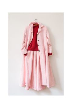 Beautifully hand crafted in London, Cabbages & Roses coats are designed to suit every occasion and last for years to come. Cabbage Roses, Cabbages, Country Life, Suits, Coat, Pink, Baby, Clothes, Design