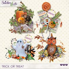 Trick or Treat Clust