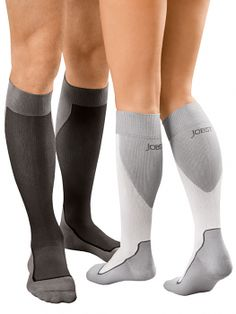 fbb0634231 15-20mmhg compression socks from Jobst Sport. Not sexy but may be cool in