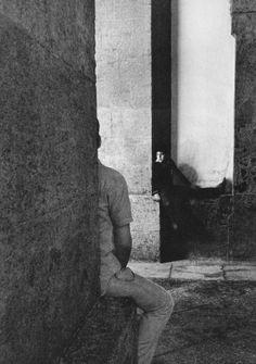 Josef Koudelka чешский фотограф