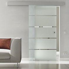 details zu soft stop slimline glasschiebet r glas schiebet r blickdicht 900x2050mm bs 900d. Black Bedroom Furniture Sets. Home Design Ideas