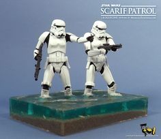 "Clone Trooper 12/"" Star Wars 1//6 Scale personnaliser Side Show 2012"