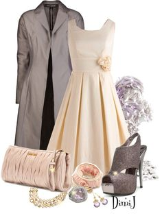 """""""Skater Dress Contest - more sophisticated."""" by dimij"""