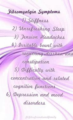 Fibromyalgia Facts and lots and lots more!!!