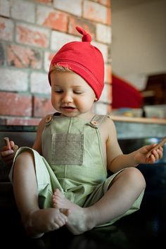 "little ""tom sawyer"" overalls for  boys---cute!"