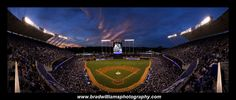 Kauffman Stadium, Kansas City, Mo
