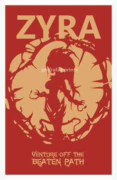 Zyra: League of Legends Print by pharafax on Etsy