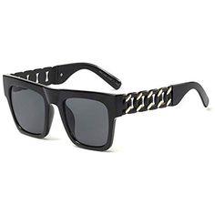 5faf045ea84e25 LONYENMA Mode Farbverlauf Sonnenbrillen Damen Übergroßen Shades Schwarzes  Quadrat Sonnenbrille Uv400 Große Vintage Brille Für Frauen