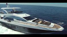 Experience True Luxury Lifestyle on Boar of Azimut 80 Yacht